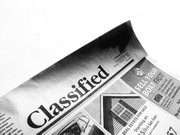 Classified ads can be a source of extra income for your website.